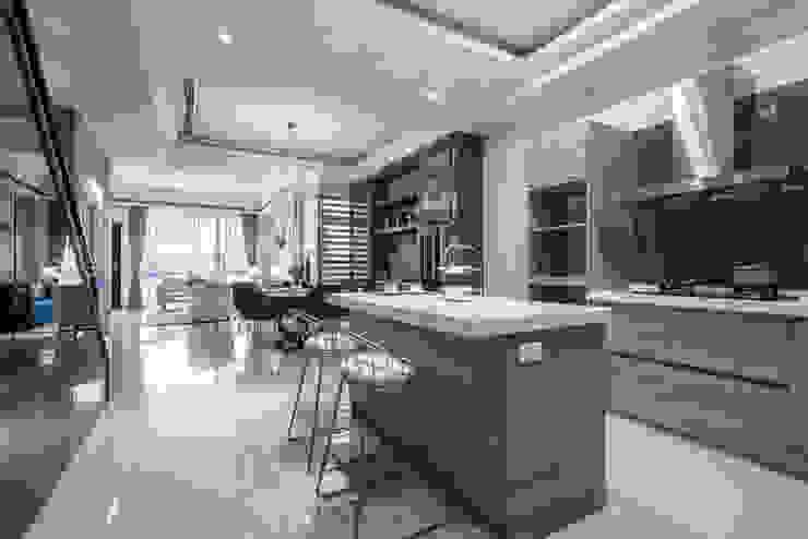 良勳建設-蕾夢湖/卡諾瓦莊園 SING萬寶隆空間設計 餐廳