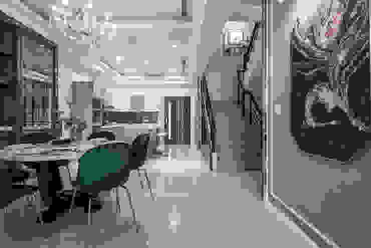 良勳建設-蕾夢湖/卡諾瓦莊園 根據 SING萬寶隆空間設計 古典風