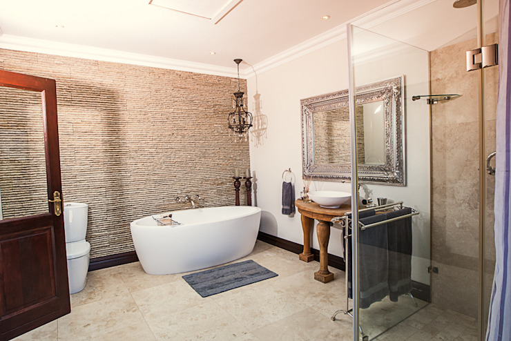 Country style bathroom by JSD Interiors Country