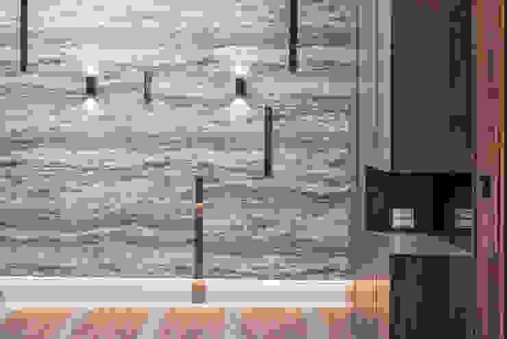 SING萬寶隆空間設計 Classic style walls & floors
