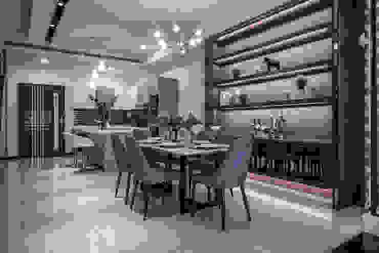 良勳建設/蕾夢湖-富麗古典 SING萬寶隆空間設計 餐廳