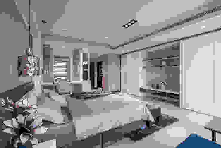 良勳建設/蕾夢湖-富麗古典 SING萬寶隆空間設計 臥室