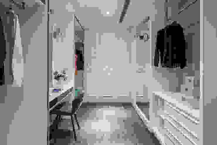 春池建設/花巷草弄-雅韻 SING萬寶隆空間設計 更衣室