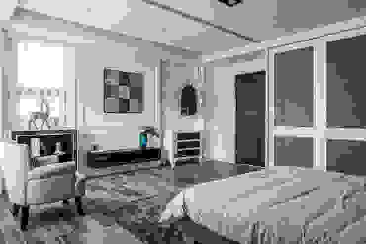 春池建設/花巷草弄-雅韻 SING萬寶隆空間設計 臥室
