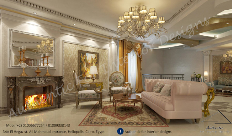 by Authentic for interior designs Classic