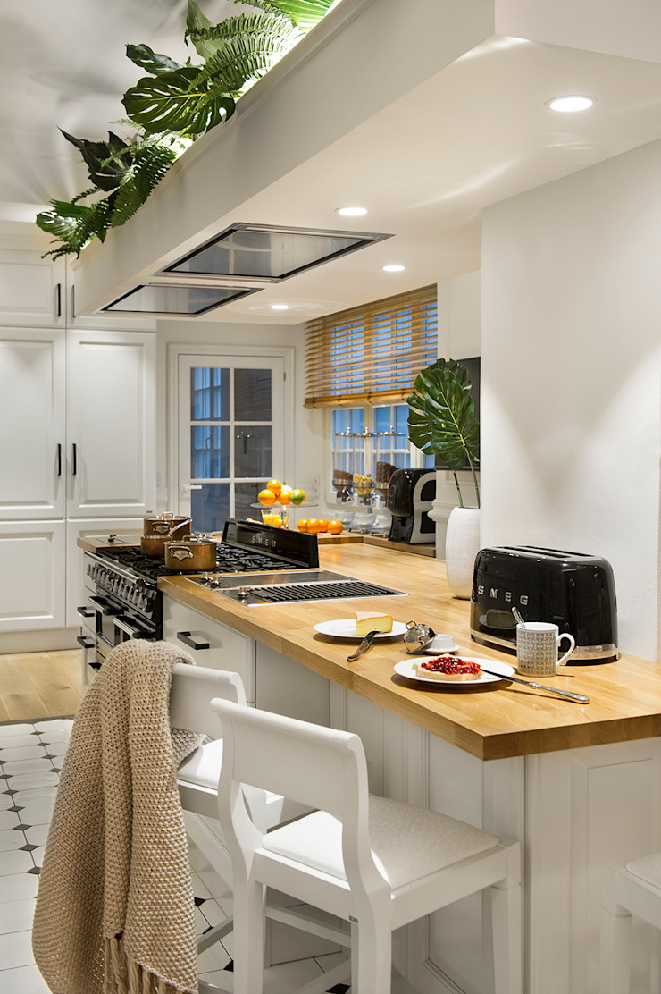 Classic style kitchen by Egue y Seta Classic