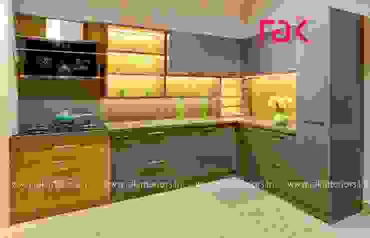 Kitchen interior RAK Interiors KitchenCutlery, crockery & glassware