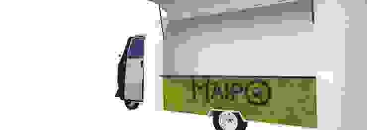 Diseño Food Truck de Constructora Las Condes