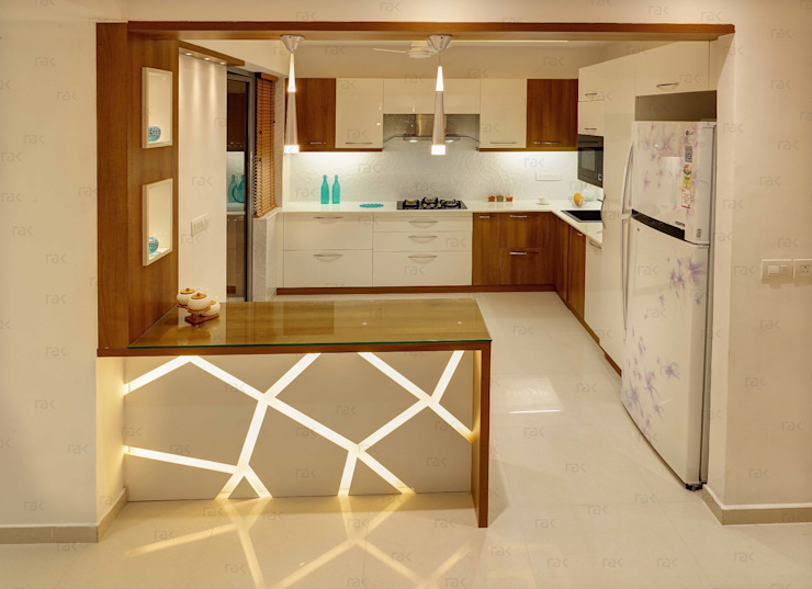 RAK Interiors Kitchen units