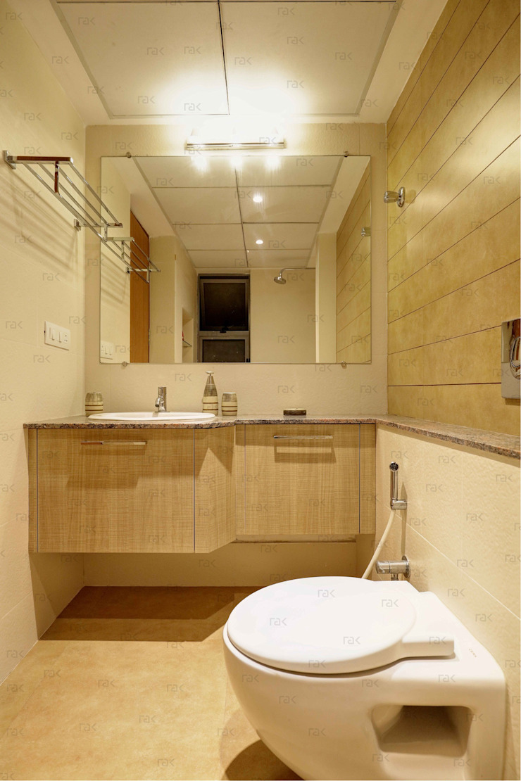 RAK Interiors Modern bathroom