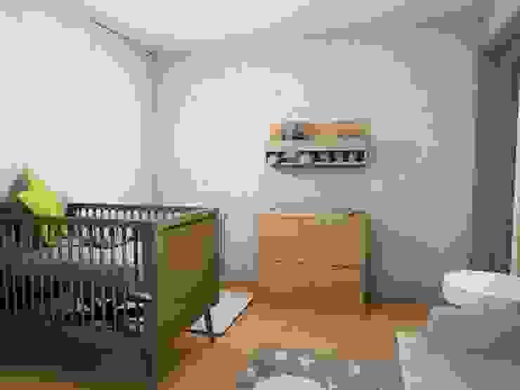 Quarto de Bebé por R&U ATELIER LDA
