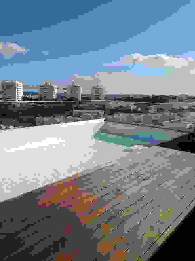 Modern Pool by SAM'S - Soluções em alumínio e PVC Modern