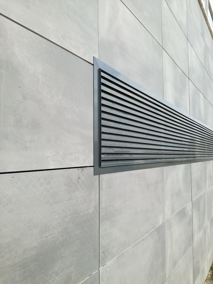 Modern Houses by SAM'S - Soluções em alumínio e PVC Modern