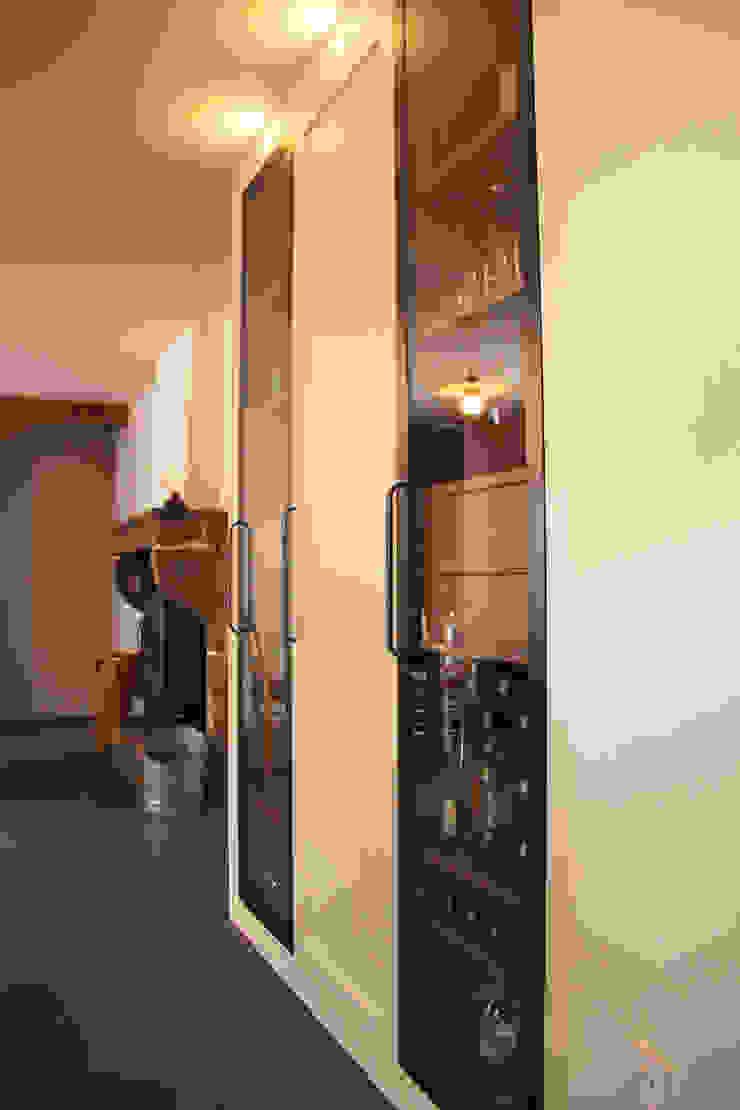 Cocinas de estilo rústico de Koya Architecture Intérieure Rústico Madera Acabado en madera