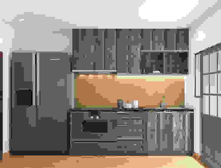 Kitchen design Rhythm And Emphasis Design Studio Modern kitchen