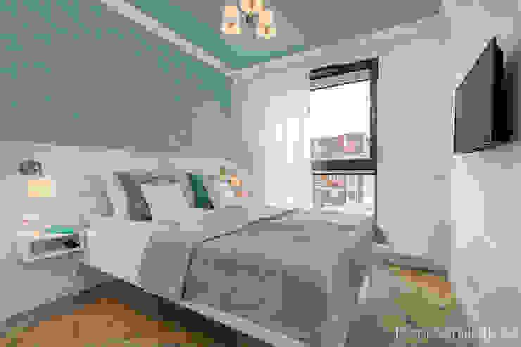 Sypialnia od Tomasz Miotk Fotografia Minimalistyczny