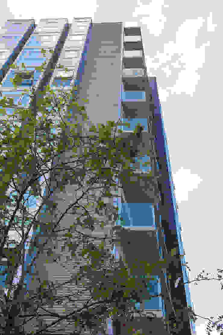 Trenta Casas Prefabricadas de Hormigón en Madrid Prefabricated home Concrete Beige