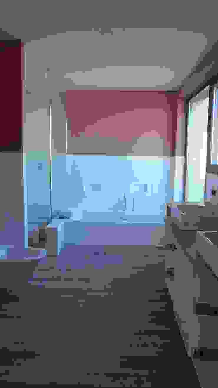Estudio1403, COOP.V. Arquitectos en Valencia Bagno moderno
