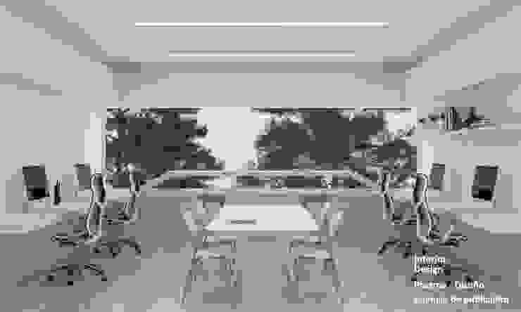 Agencia de publicidad. Pragma - Diseño Oficinas y Tiendas