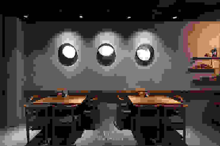 蘆洲燈來拉面 根據 NO5WorkRoom 日式風、東方風