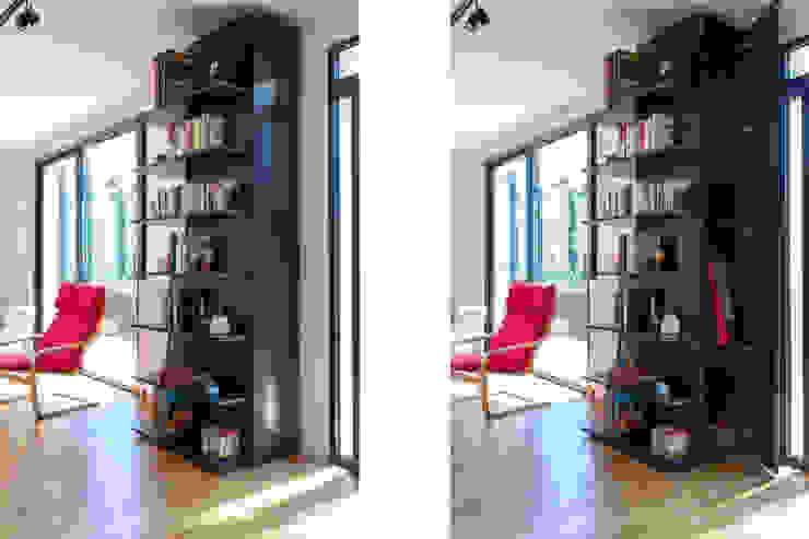modern  oleh Fables de murs, Modern MDF