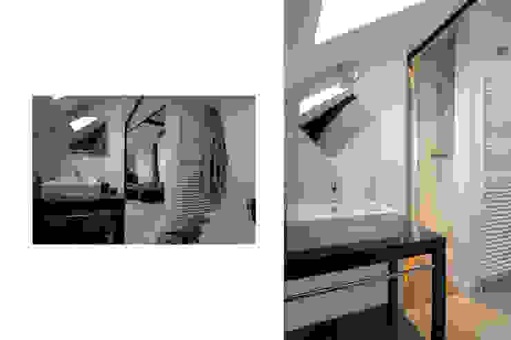 Kamar Mandi Modern Oleh Fables de murs Modern