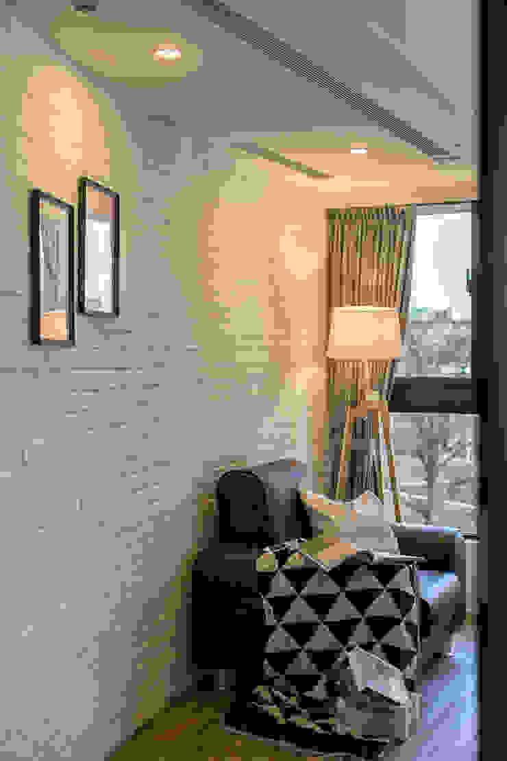 懷舊復古風-看見不一樣的風格與靈魂-全坤峰華 根據 富亞室內裝修設計工程有限公司 隨意取材風 磚塊