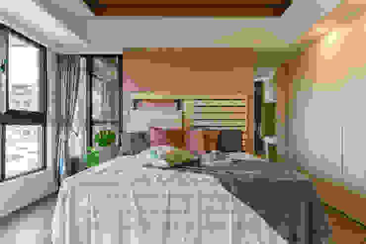 懷舊復古風-看見不一樣的風格與靈魂-全坤峰華 根據 富亞室內裝修設計工程有限公司 鄉村風 石灰岩