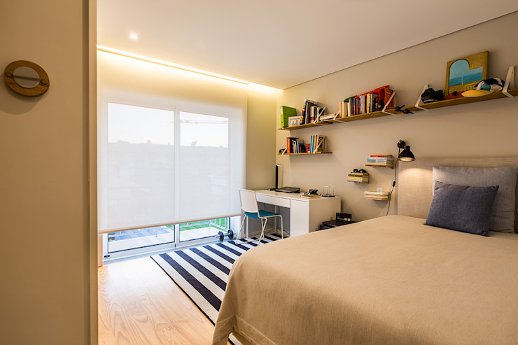 SHI Studio, Sheila Moura Azevedo Interior Design의  욕실