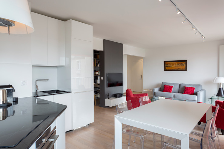 Modern style kitchen by Fables de murs Modern