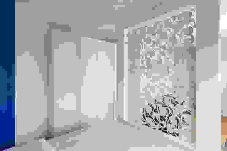 Minimalistische Schlafzimmer von Fables de murs Minimalistisch MDF