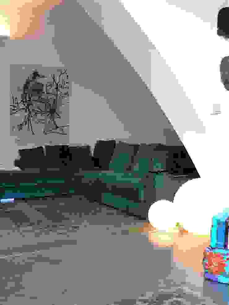 Estudio1403, COOP.V. Arquitectos en Valencia 客廳