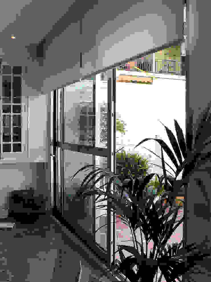 Estudio1403, COOP.V. Arquitectos en Valencia 露臺