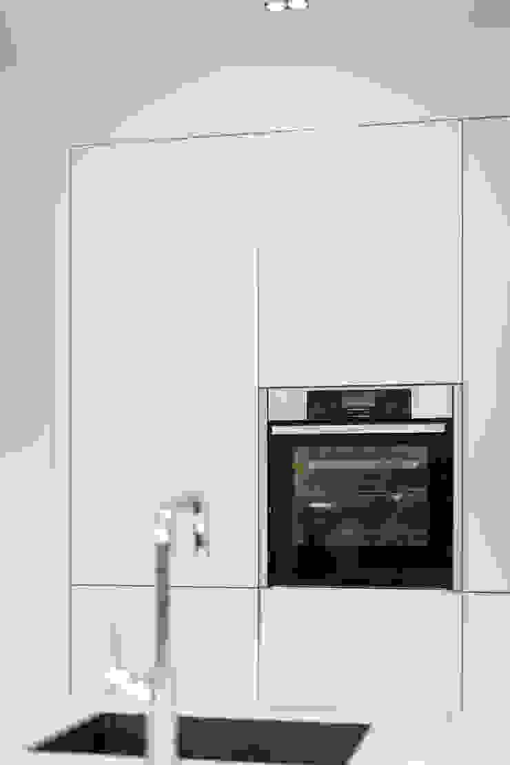 Bob Romijnders Architectuur + Interieur Вбудовані кухні
