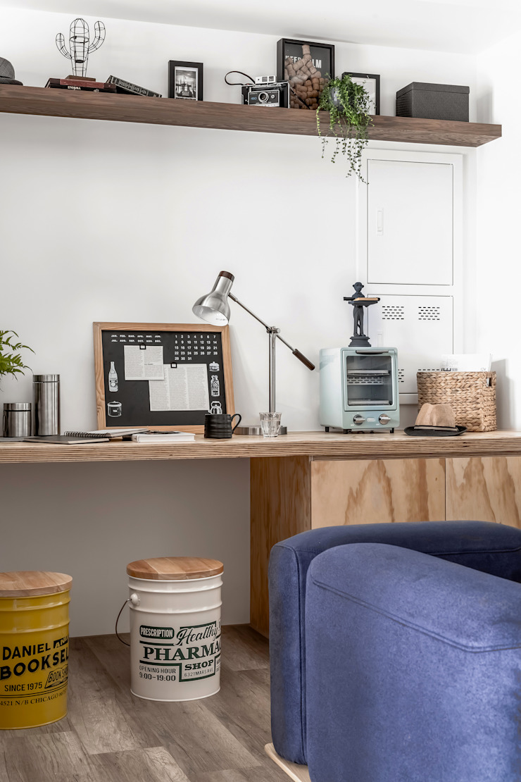 豆米屋 根據 寓子設計 北歐風