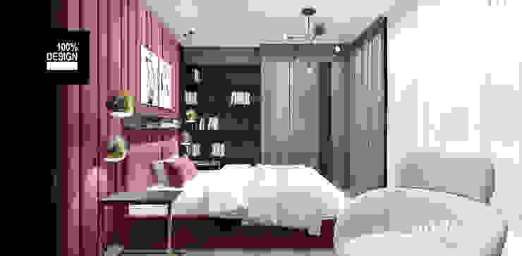 nowoczesna sypialnia ARTDESIGN architektura wnętrz Nowoczesna sypialnia