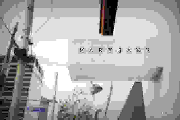 용산구 의류 매장 'Mary Jane': 그리다아이디의 미니멀리스트 ,미니멀