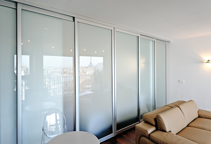 modern  by Fables de murs, Modern Glass