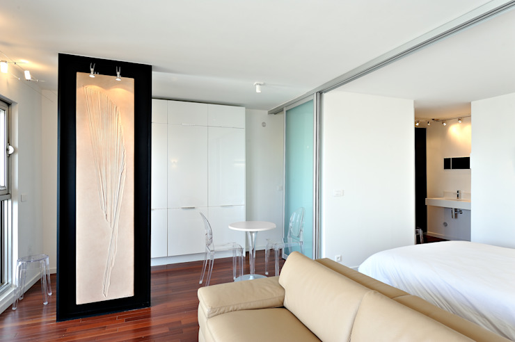 Modern living room by Fables de murs Modern