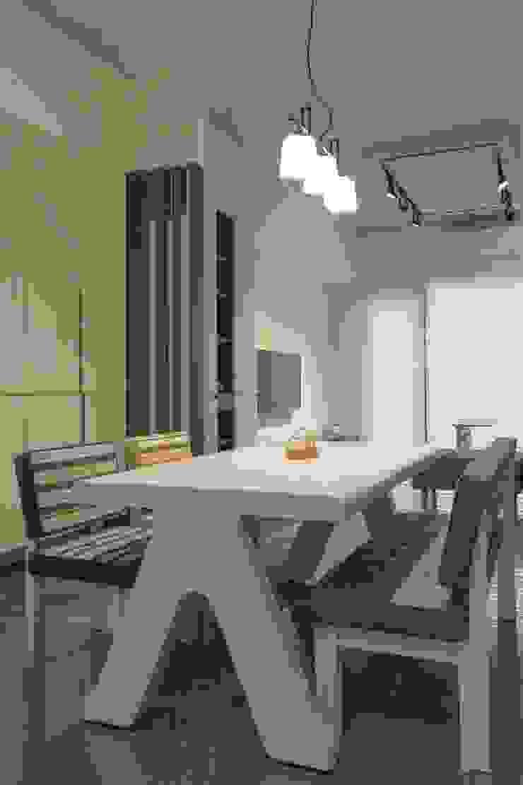 人與光線的親密關係,當陽光不經意的灑落窗前,才發現原來人與光的距離是如此貼近-竹北上選 根據 富亞室內裝修設計工程有限公司 北歐風 木頭 Wood effect