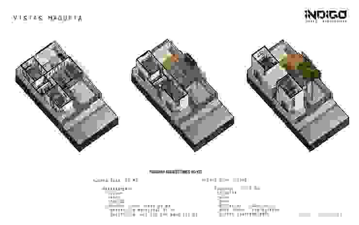 Indigo Diseño y Arquitectura의 열렬한 , 휴양지