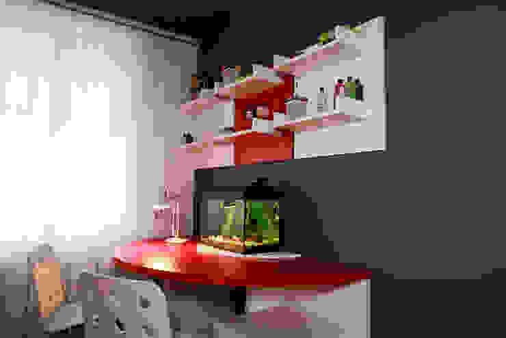 Chambre d'enfant minimaliste par Irina Yakushina Minimaliste