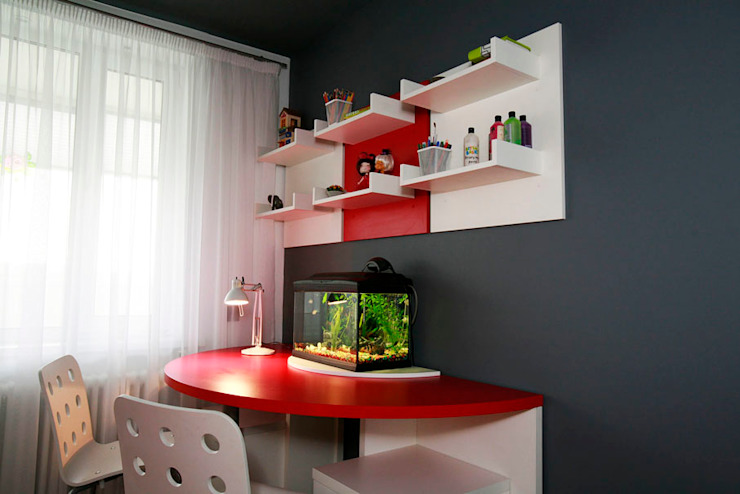 Minimalist Çocuk Odası Irina Yakushina Minimalist