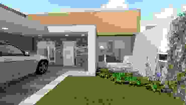 REMODELACIÓN INTEGRAL DE CASA Aida tropeano& Asociados Casas modernas: Ideas, imágenes y decoración Multicolor