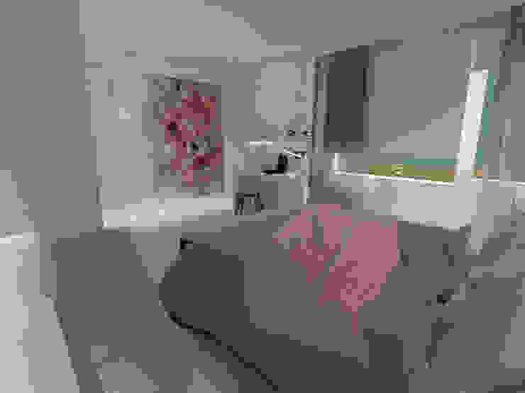 REMODELACIÓN INTEGRAL DE CASA Aida tropeano& Asociados Dormitorios modernos: Ideas, imágenes y decoración