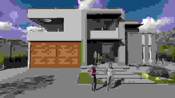 MABEL ABASOLO ARQUITECTURA Single family home