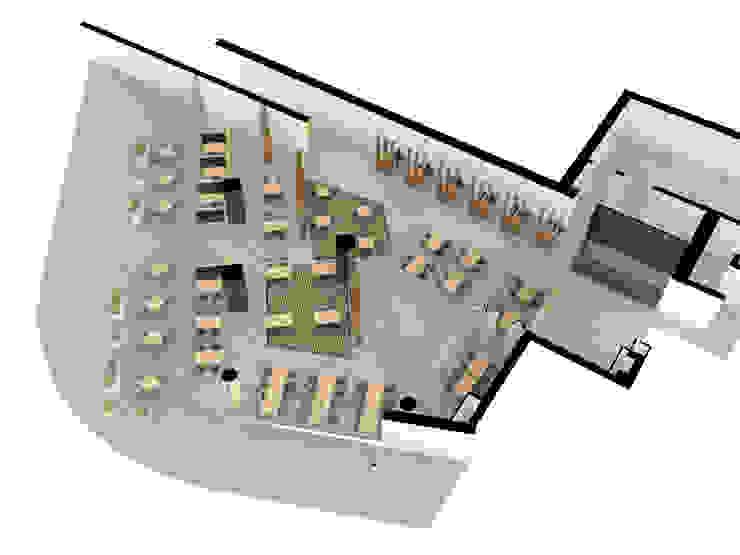 식음공간-국립중앙박물관 by DB DESIGN Co., LTD.