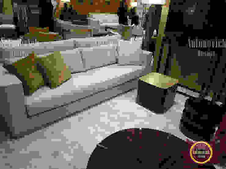 Luxurious Exterior Of Elegant Designer by Luxury Antonovich Design