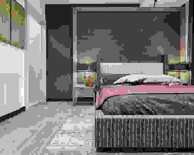 Paredes y pisos de estilo moderno de ANTE MİMARLIK Moderno
