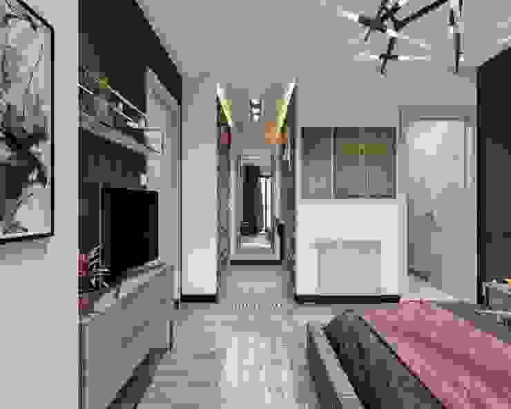 Modern Dressing Room by ANTE MİMARLIK Modern